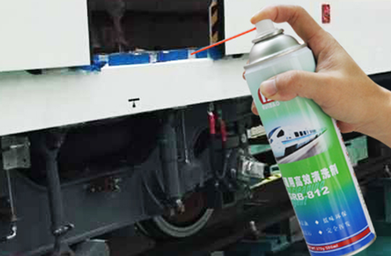 GRB-812 universal high efficiency cleaning agent for train